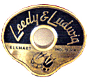 Leedy Ludwig  Badge
